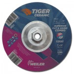 Weiler 58322 Tiger Ceramic Combo Wheels