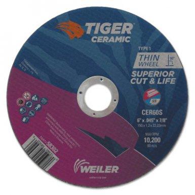 Weiler 58302 Tiger Ceramic Cutting Wheels
