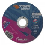 Weiler 58301 Tiger Ceramic Cutting Wheels