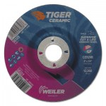 Weiler 58327 Tiger Ceramic Grinding Wheels