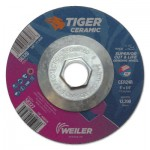 Weiler 58328 Tiger Ceramic Grinding Wheels
