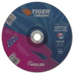 Weiler 58333 Tiger Ceramic Grinding Wheels