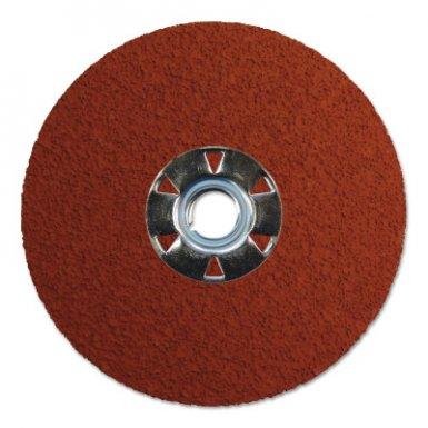 Weiler 69881 Tiger Ceramic Resin Fiber Discs