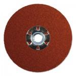 Weiler 69880 Tiger Ceramic Resin Fiber Discs
