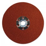 Weiler 69887 Tiger Ceramic Resin Fiber Discs