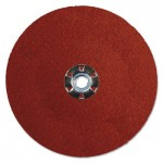 Weiler 69895 Tiger Ceramic Resin Fiber Discs