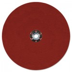 Weiler 69904 Tiger Ceramic Resin Fiber Discs