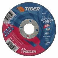 Weiler 57101 Tiger Combo Wheels