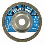 Weiler 50503 Tiger Disc Angled Style Flap Discs
