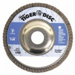 Weiler 50526 Tiger Disc Angled Style Flap Discs