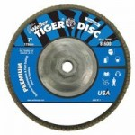 Weiler 50543 Tiger Disc Angled Style Flap Discs