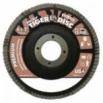 Weiler 50563 Tiger Disc Angled Style Flap Discs