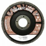 Weiler 50564 Tiger Disc Angled Style Flap Discs