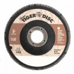 Weiler 50572 Tiger Disc Angled Style Flap Discs