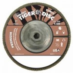 Weiler 50634 Tiger Disc Angled Style Flap Discs