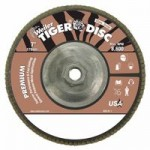 Weiler 50635 Tiger Disc Angled Style Flap Discs
