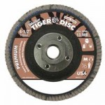 Weiler 50668 Tiger Disc Flat Style Flap Discs
