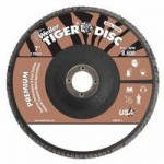 Weiler 50683 Tiger Disc Flat Style Flap Discs