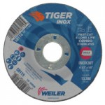 Weiler Tiger Inox Combo Wheels 804-58115