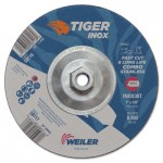Weiler 58116 Tiger Inox Combo Wheels