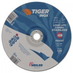 Weiler 58119 Tiger Inox Combo Wheels