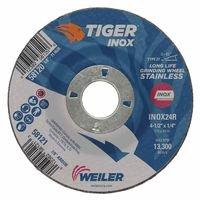 Weiler 58121 Tiger Inox Grinding Wheels