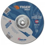 Weiler 58126 Tiger Inox Grinding Wheels
