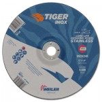Weiler 58127 Tiger Inox Grinding Wheels