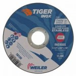 Weiler Tiger Inox Thin Cutting Wheels 804-58100