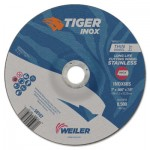 Weiler 58107 Tiger Inox Thin Cutting Wheels