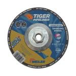 Weiler 58092 Tiger Pipeliner Grinding Wheel