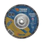 Weiler 58094 Tiger Pipeliner Grinding Wheel