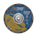 Weiler 58095 Tiger Pipeliner Grinding Wheel