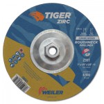 Weiler 58061 Tiger Roughneck Pipeliner Wheels