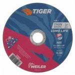 Weiler 57022 Tiger Thin Cutting Wheels