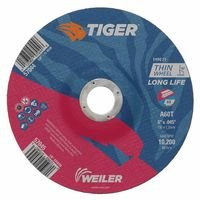 Weiler 57045 Tiger Thin Cutting Wheels