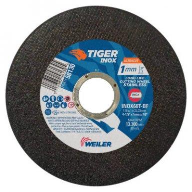 Weiler 58130 Tiger Ultracut Thin Cutting Wheels