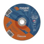 Weiler 58011 Tiger Zirc Combo Wheels