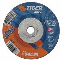 Weiler 58050 Tiger Zirc Combo Wheels