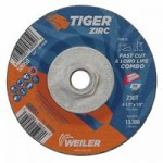 Weiler 58050 Tiger Zirc Combo Wheels