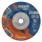 Weiler 58070 Tiger Zirc Grinding Wheels