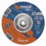 Weiler 58074 Tiger Zirc Grinding Wheels
