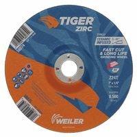 Weiler 58075 Tiger Zirc Grinding Wheels