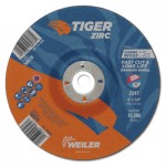 Weiler 58079 Tiger Zirc Grinding Wheels