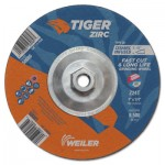 Weiler 58080 Tiger Zirc Grinding Wheels