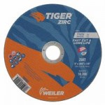 Weiler 58002 Tiger Zirc Thin Cutting Wheels