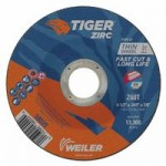 Weiler 58020 Tiger Zirc Thin Cutting Wheels
