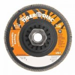 Weiler 50007 Trimmable Tiger Flap Discs