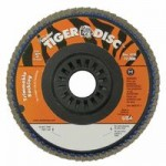 Weiler 50010 Trimmable Tiger Flap Discs