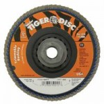 Weiler 50015 Trimmable Tiger Flap Discs